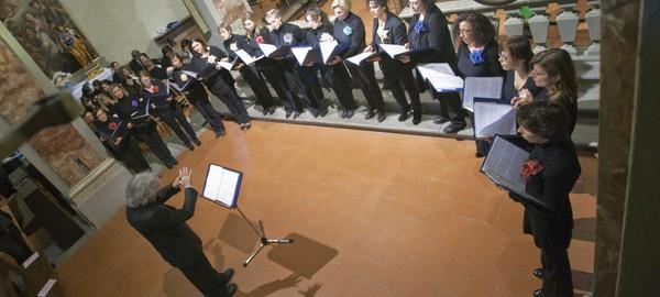 Coro Santa Maria a Colonica