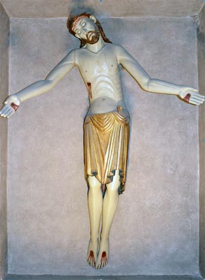 Cristo deposto, cappella Vinaccesi, Cattedrale di Prato