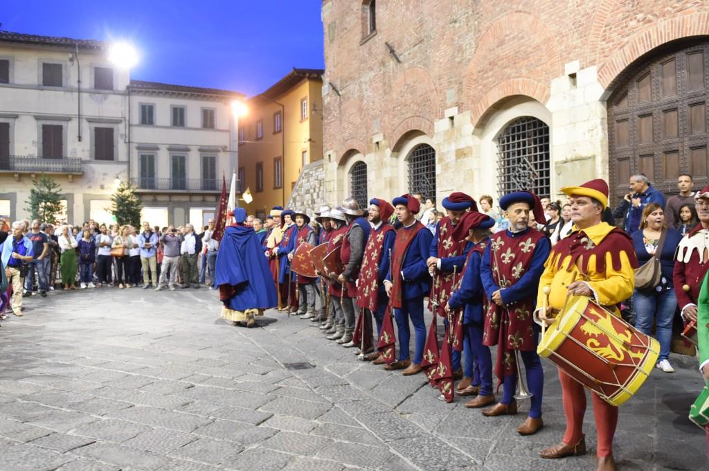 Corteggio storico 2015 (foto Anita Scianò)