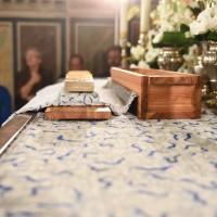 Il sacro cingolo (foto Anita Scianò)