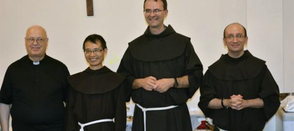 Frati ascensione