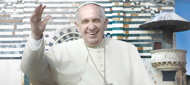 Manifesto Papa Francesco
