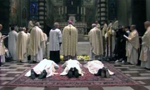 Ordinazioni sacerdotali in Cattedrale