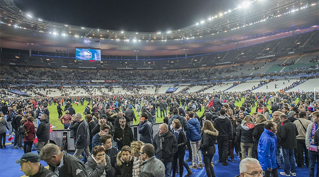 Stadio Parigi