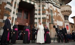 Papa Francesco a Prato / 2