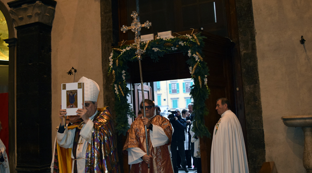 In cattedrale