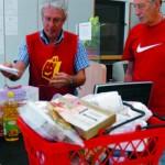 Raccolta alimentare cittadina a favore dell'Emporio in nove supermercati