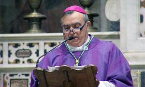 Vescovo Funerale Don Maggini