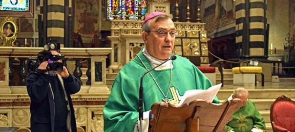giubileo dei giornalisti 2016 omelia vescovo agostinelli