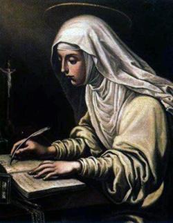 Santa Caterina de Ricci