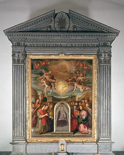 La Madonna del Soccorso