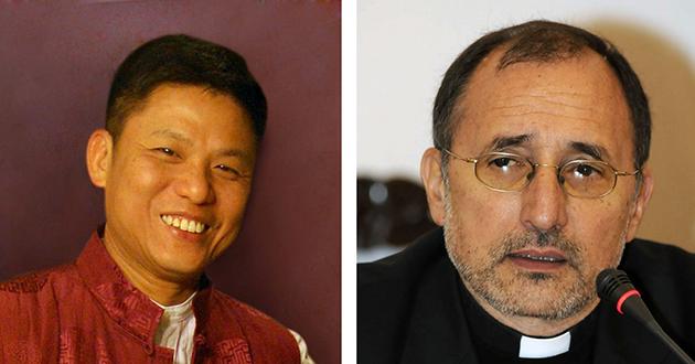 Chiaretto Yan e Bernardo Cervellara
