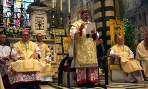 Il video del pontificale dell'8 settembre