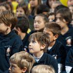 Alunni, famiglie e docenti in piazza Duomo per il Giubileo delle scuole cattoliche