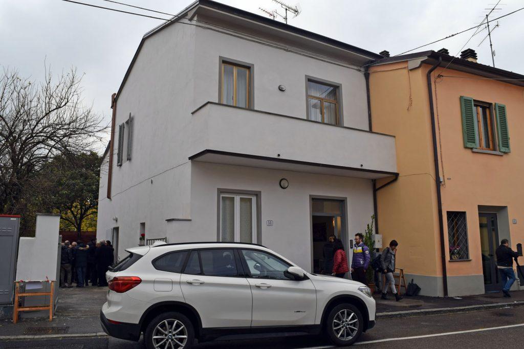 casa agar esterno