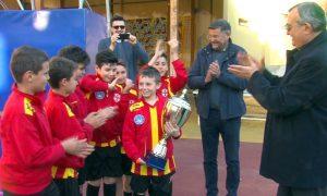 San Giusto fa il bis e si aggiudica la Coppa Vescovo Franco 2017