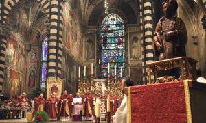 Pontificale di Santo Stefano in cattedrale 2017
