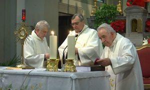L'Adorazione eucaristica perpetua arriva a Usella
