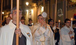 Solenne processione del Corpus Domini 2018