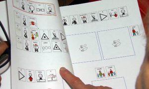 Il Catechismo scritto con i simboli per i bambini con bisogni comunicativi complessi