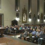Convegno pastorale, le prime indicazioni del Vescovo alla Chiesa di Prato. Chiesa gremita di fedeli