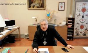 Uscita la prima puntata di #restoinascolto: il vescovo Nerbini per i giovani pratesi