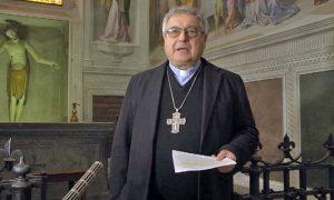 Il messaggio del Vescovo per la Settimana Santa: «Rimettiamo al centro la Parola di Dio»