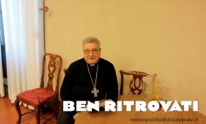 Seconda puntata di #restoinascolto: il Vescovo invita i giovani a riscoprire il valore del silenzio.