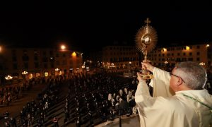 Corpus Domini, l'appello del Vescovo: «Costruiamo insieme il puzzle della città futura»