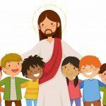 «Sicuri, dietro di me». Riparte il catechismo in parrocchia