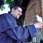Fra Daniele diventa sacerdote per le mani del vescovo Giovanni. Sabato 17 ottobre l'ordinazione alla Castellina
