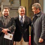 Preghiera ecumenica con il Vescovo, ortodossi e protestanti