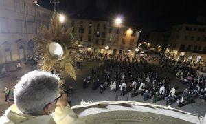 Corpus Domini 2021, il mandato ai giovani animatori degli oratori parrocchiali